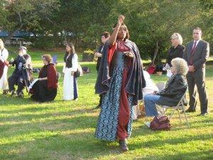 Pagan-Irish Wedding, Excelsior Events, Inc.